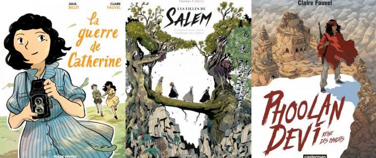 Institut Français präsentiert: Geschichte im Comic