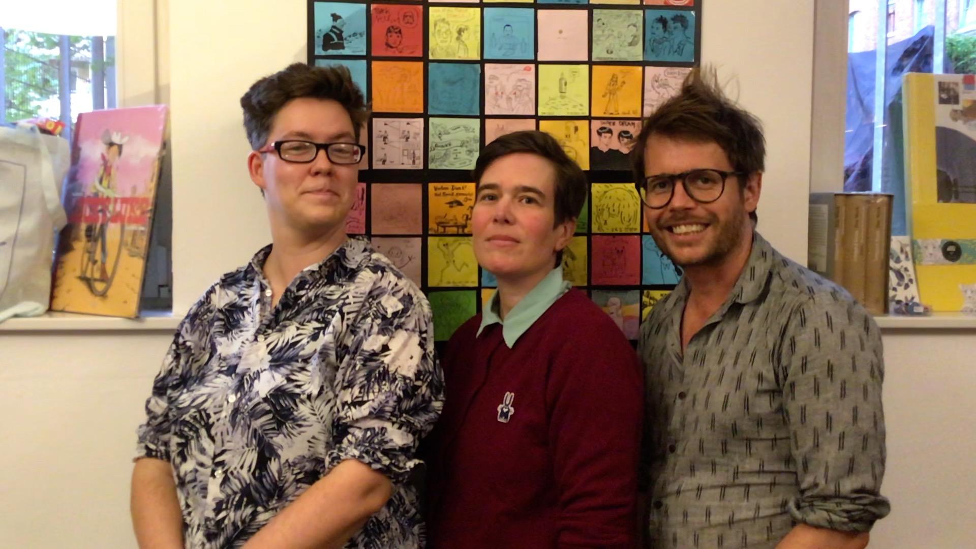 »Introduce Yourshelf« #5 – mit dem Kollektiv der 30. Lesbisch-Schwulen Filmtage Hamburg