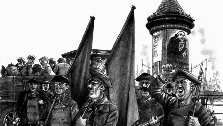 Workshop: Hamburgs Geschichte im Comic?