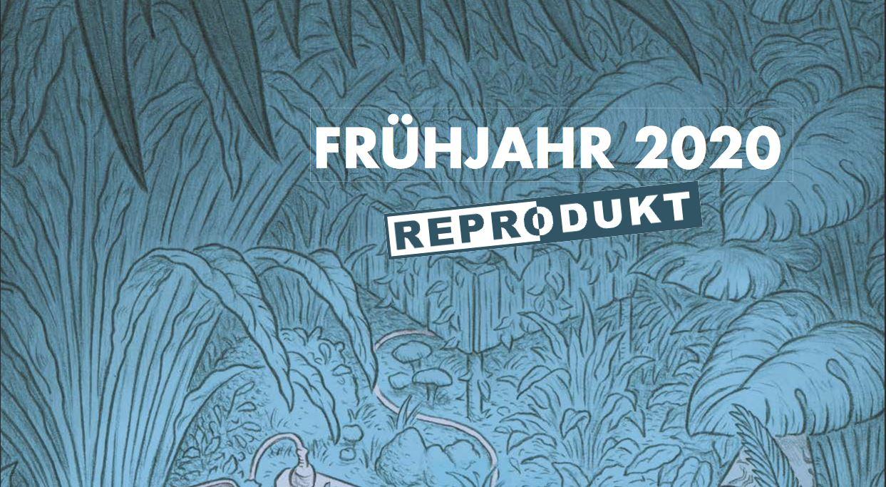 Reprodukt veröffentlicht Vorschau für 2020