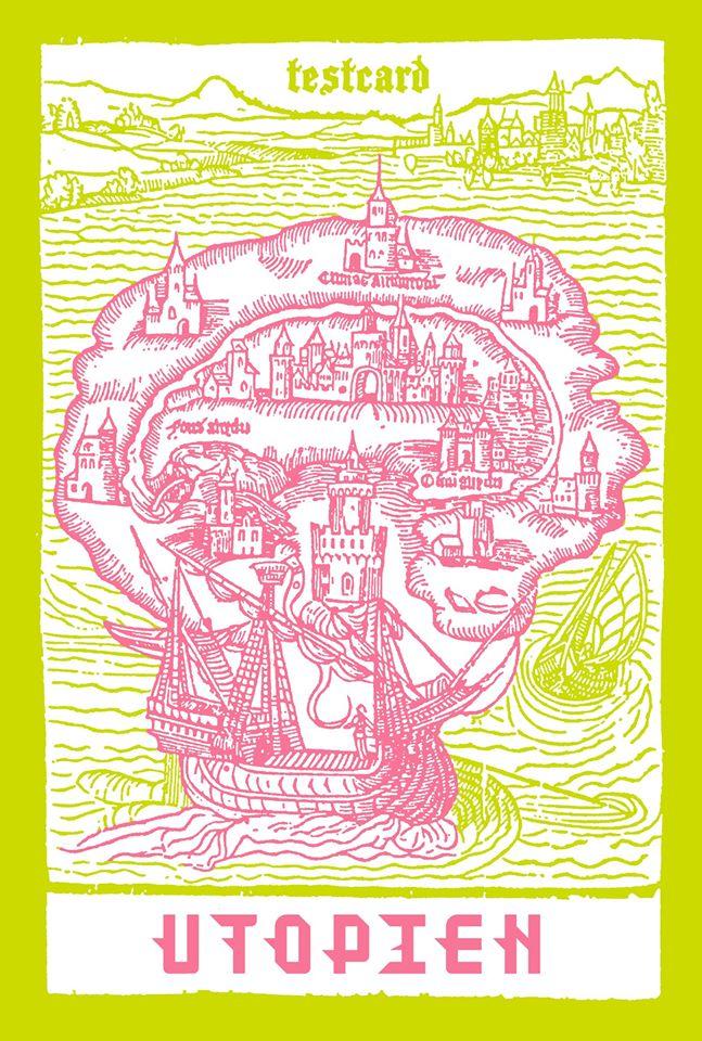 Testcard #26: Utopien – Präsentation & Lesung