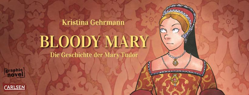 Signieraktion »Bloody Mary« von Kristina Gehrmann